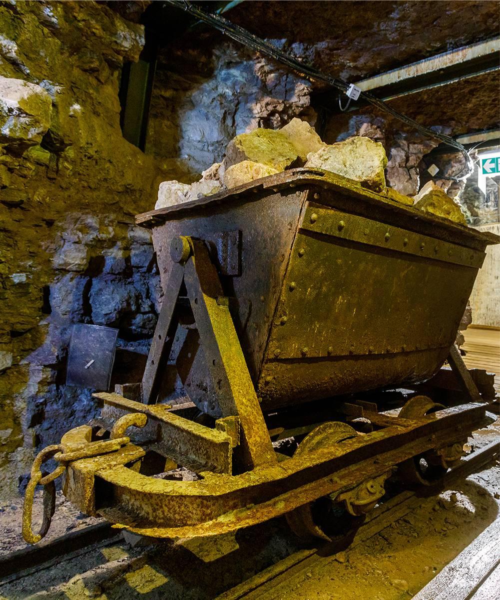 Kohtla kaevanduse lugu