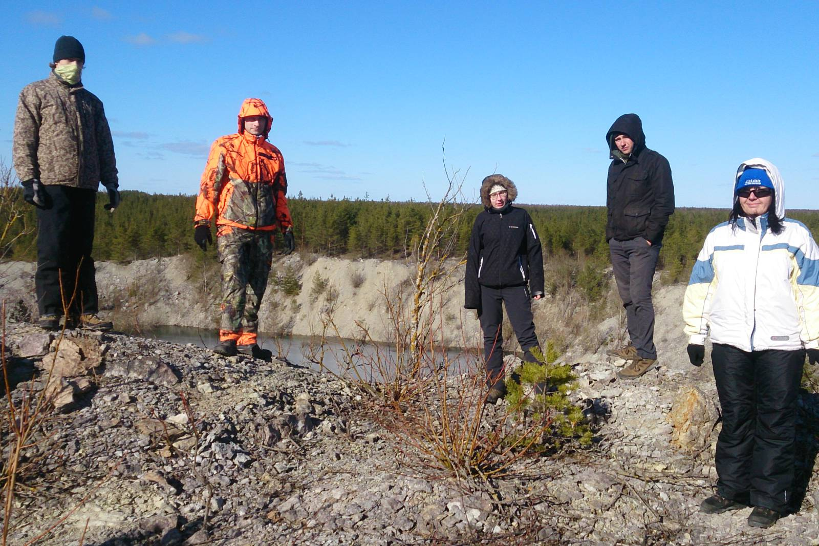 Kaevandatud alade taastamine