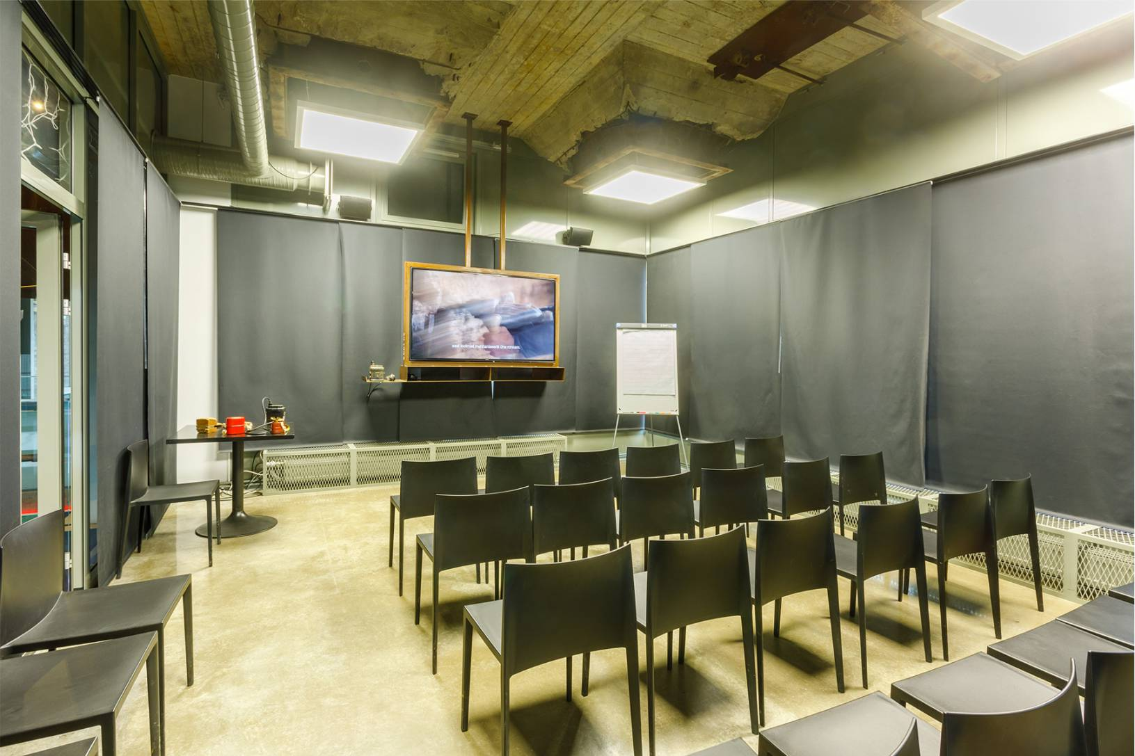 Rikastusvabriku seminariruum